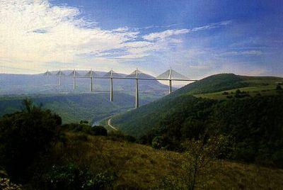 ミヨー橋 フランス