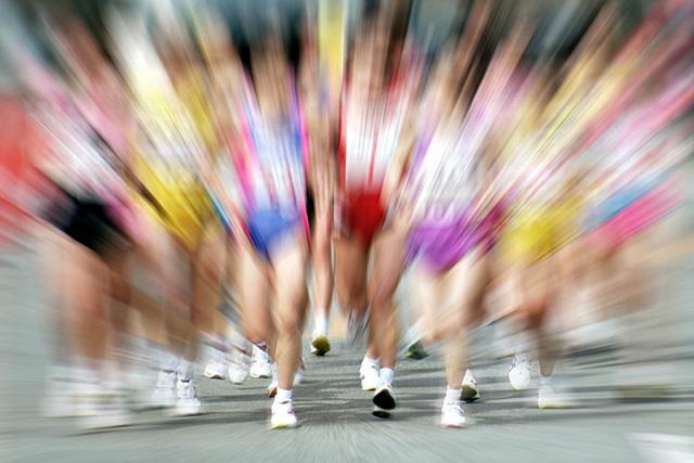 東京マラソン2009 著名人